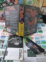 Megadrive MD:Zool [TOP ELECTRONIC ARTS & 1ERE EDITION] COMPLET - Fr