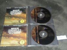 Gustav Mahler CD / Symphony No. 8 / 2-discs / Vaclav Neumann / Pro-Arte Japan