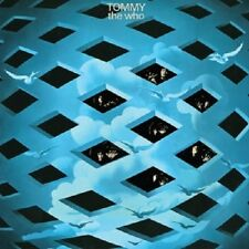 THE WHO - TOMMY (REMASTERED)  CD  24 TRACKS  ROCK & POP  NEU