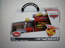 DISNEY PIXAR CARS 2 MATER FOOD TRUCK DIECAST CHASER  DISNEY STORE EXCLUSIVE