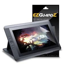 2X EZguardz Clear Screen Protector Shield HD 2X For Wacom Cintiq 13HD
