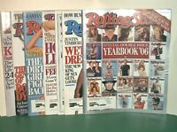 Lot of 7 ROLLING STONE MAGAZINES from 2006  Smoke-Free
