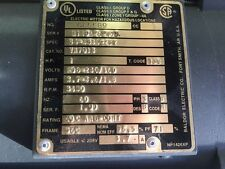 Baldor VM7013 Electric Motor For Hazardous locations