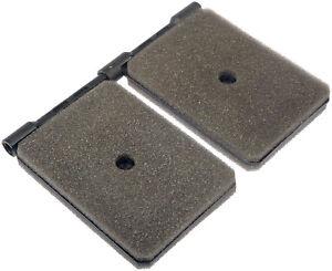 HVAC Heater Blend Door Repair Kit Dorman 902-309 Fits 02-06 Ram 1500 03-06 2500
