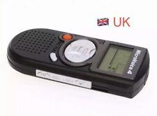 Micro Voice Recorder Dictaphone Mini Pocket Alarm Stopwatch 🇬🇧UK Clear Voice