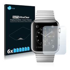 6x Film Protection écran pour Apple Watch (42mm) Protecteur