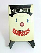 Slapstick A Novel By Kurt Vonnegut Hardcover Book