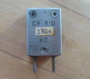 FT-243 1814 KC kHz  Ham Crystal -- Amateur Radio CW 160m xtal