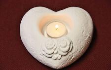 Lampe Figure grand coeur Porte-bougies NEUF MARIAGE SAINT VALENTIN NEUF ho-022