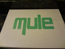 BRAND NEW MULE MXBRU EXIT SIGN FREE SHIPPING !!!