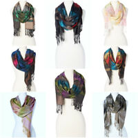 Women Scarf Oversized Cashmere Pashmina Scarf Wraps Warm Blanket Scarves Shawl