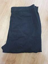 ASOS TALL Black Smart Work Trousers Uk 12 BNWT L30 #Box 4