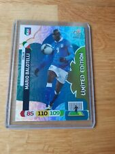ADRENALYN XL EURO 2012 MARIO BALOTELLI ITALIA LIMITED EDITION.
