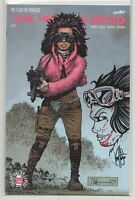 Walking Dead #171 – Remarqued / Sketch by Ken Haeser (Image) 1st Juanita Sanchez