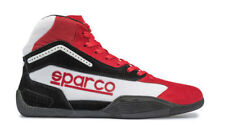 Sonderangebot - Sparco Gamma KB-4 Kart Schuhe - Größe 40 - Rot/schwarz/weiß