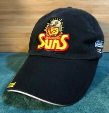 Jacksonville Suns Baseball Cap / Hat, Black , Strapback