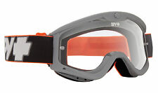 2015 SPY OPTICS TARGA 3 MOTOCROSS MX GOGGLES SMOKED AMBER enduro bike mtb bmx