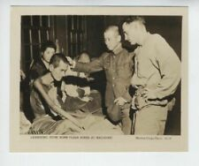 1945 Original Photo burn victims of Nagasaki Nuclear Atom Bombings World War 2