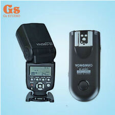 Yongnuo YN560-III Flash + RF603II Wireless trigger single receiver for Nikon