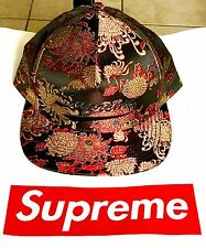 Supreme SS17 Eastern Floral 5 Panel Hat
