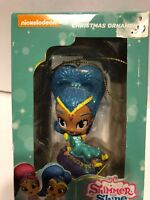 Nickelodeon Shimmer and Shine SHINE GENIE Christmas Tree Ornament (NEW) In Box