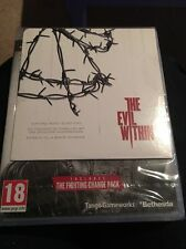 THE EVIL WITHIN PS3 - Includes bonus Music CD - NEW SEALED