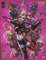 HARLEY QUINN AND THE BIRDS OF PREY #3 COVER B VARIANT NM BLACK LABEL DC COMICS