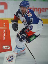 158 Danny Richmond Adler Mannheim DEL 2014-15