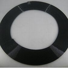 Stripe Trim Door Moulding 42 Feet/13M Guard Edge Protection Fit Most Car Black