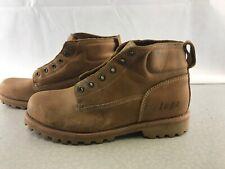 Lugz Tan Work Boots Mens Size 7.5 Kg WS14