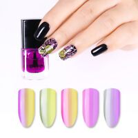 6ml Dreamy Himmel Palette Farbton Top Coat Maniküre Nail Art Varnish BORN PRETTY