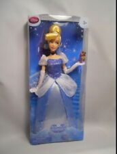 Disney Store Cinderella Classic Doll with Gus Figure New in Box