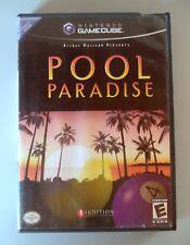 Pool Paradise (Nintendo GameCube) USA. Tested