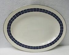 "ROYAL DOULTON china MEDALLION pattern TC1077  Oval Serving Platter 13 1/4"""
