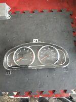 2007 Mazda 6 GR1L55430 Speedometer Clock Cluster #6405