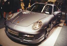 großes Foto Porsche ca. 30,3 x 20,4 cm - ds-G066