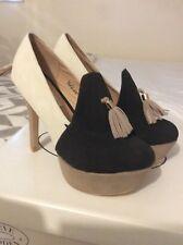 Steve Madden 3 Color Shoes 6