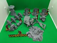 Hoth Bundle Set Scatter for Star Wars Legion 28mm Terrain Scenery Wargame