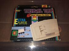 Fire Tribal Tap 6 player Adaptor SNES Super Nintendo - Secret of Mana