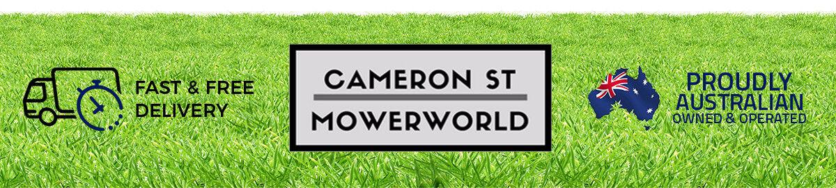 Cameron Street Mowerworld