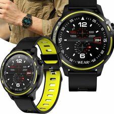 Men Boys Smart Watch Heart Rate ECG Bracelet for iPhone X 8 7Plus Samsung HTC LG