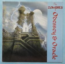 ZOMBIES~ODESSEY & ORACLE~1986 UK 12-TRACK STEREO LP RE-ISSUE~ROCK MACHINE MACH 6