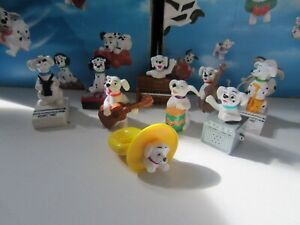 McDonalds Happy Meal Toys Dalmatian Puppies Dogs Playing Instruments