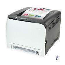 Ricoh Aficio SP C250DN A4 Duplex Farb Laserdrucker USB/LAN/WLAN Farblaserdrucker