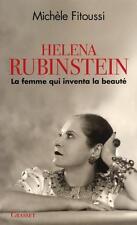 Helena Rubinstein Fitoussi  Michèle Occasion Livre
