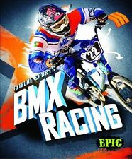 BMX Racing (Extreme Sports)-ExLibrary