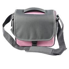 Camera Bag Case F Canon Rebel T5i T4i T3i T2i EOS 700D 650D 600D 550D DSLR Pink