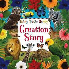 NEW Shiny Touchy Smelly: Creation Story by Joanna Bicknell