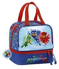 PJ Masks Kindergartentasche Kindertasche Henkeltasche Lunch Tasche Pyjamahelden