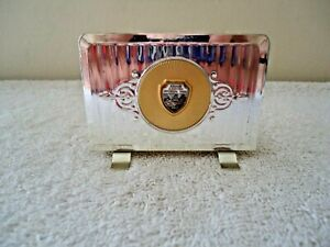 Vintage Metal Grand Canyon / House Blessing Themed Napkin / Letter Holder